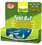 Тест TetraPond QuickTest 6in1